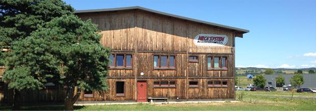 Meca System Industrie situé à Saint Flour