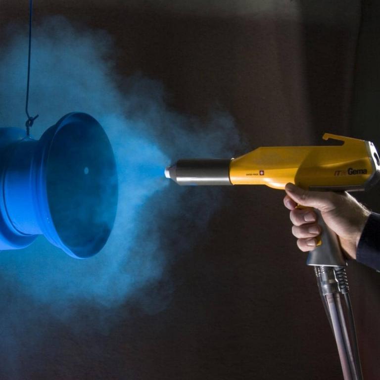 Thermolaquage peinture: protège et embelli l'aluminium, l'inox et l'acier