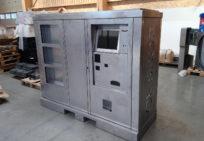 Montage du Ckshop - Borne de paiement - MecaSystem