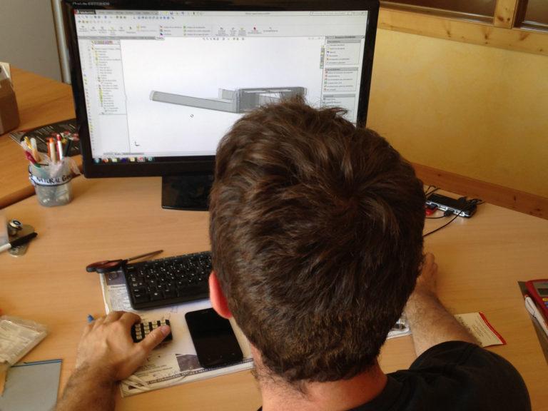 Bureau d'étude - utilisation de logiciels 3D - Meca System